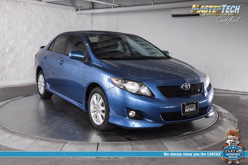 Pre-Owned 2009 Toyota Corolla Base