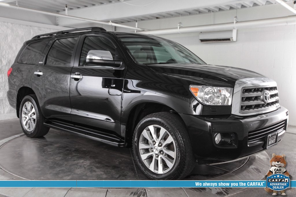 Pre Owned 2017 Toyota Sequoia Limited
