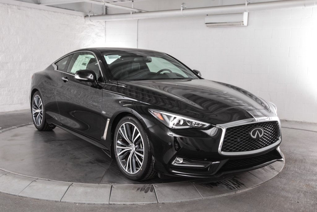 New 2019 Infiniti Q60 3 0t Luxe Rwd Coupe In Austin I13607 Austin