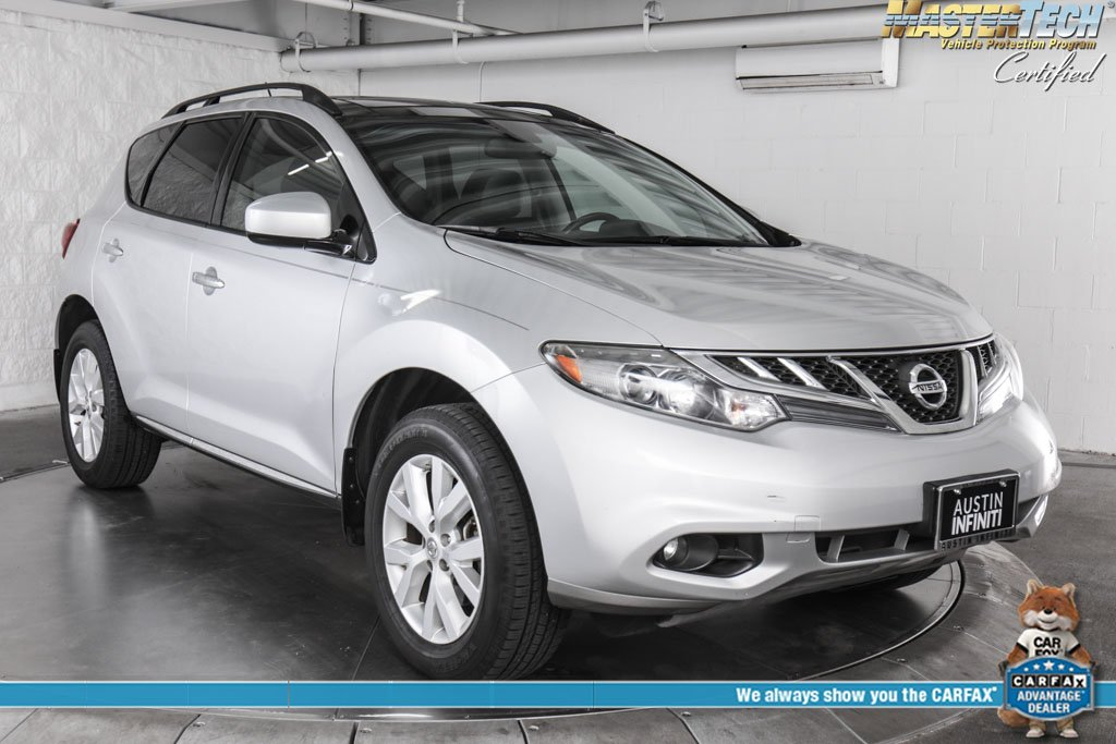Pre-Owned 2013 Nissan Murano SL