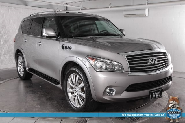 Pre-Owned 2012 INFINITI QX56
