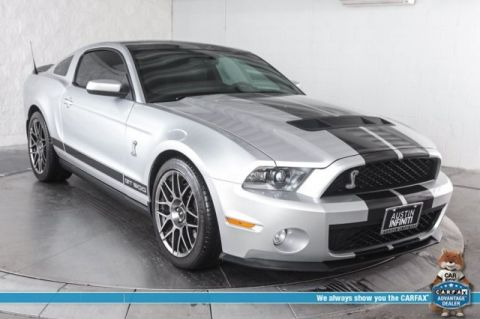 Pre-Owned 2011 Ford Mustang Shelby GT500