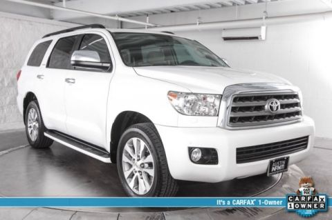 Pre-Owned 2016 Toyota Sequoia Limited