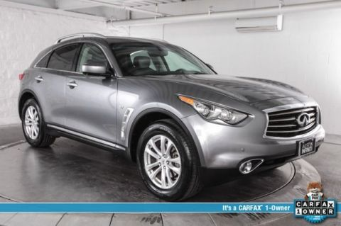 Certified Pre-Owned 2014 INFINITI QX70