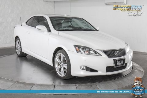 Pre-Owned 2012 Lexus IS 250 C