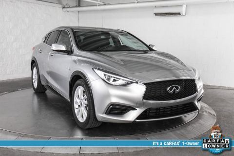 Certified Pre-Owned 2018 INFINITI QX30